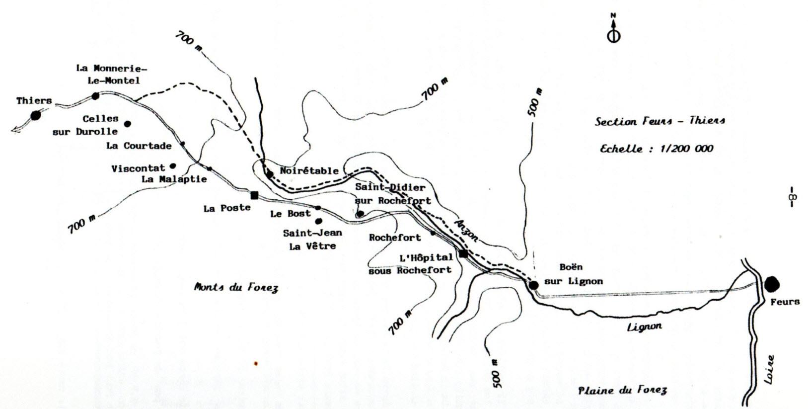 Le chemin de Montaigne